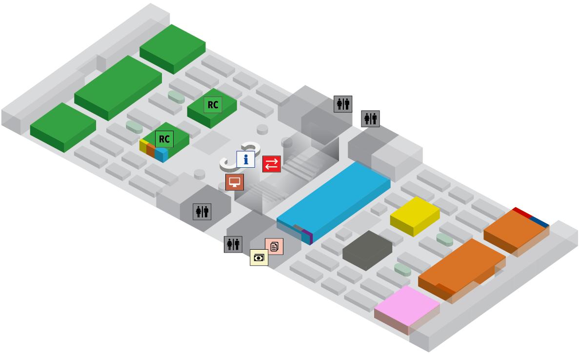 mapa oboru